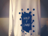 The 'Wildcard' vapour crew neck L/S ***