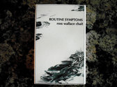 "AMOK065 - Ross Wallace Chait - ""Routine Symptoms"" CASSETTE"