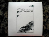 "AMOK066 - Ross Wallace Chait - ""Routine Symptoms"" CD"