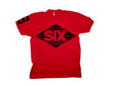 Official 'SIX2SIX RECORDS' ® Label Designer T Shirts (Various)