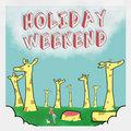 Holiday Weekend image