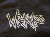 Wrekonize Throwback Logo Ladies Tank Top
