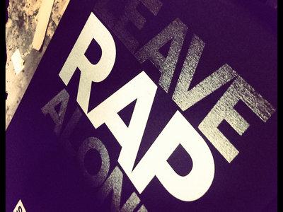 Leave Rap Alone T-Shirt