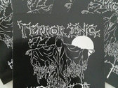 Terror Inc. Phantom Sticker