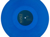 "Limited Edition Blue 12"" Vinyl"