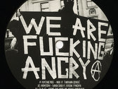 VA - We Are Fucking Angry WAKE 002 - 12""