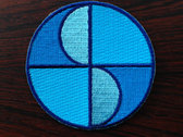 "Official ""Alliance Bleue"" Patch"