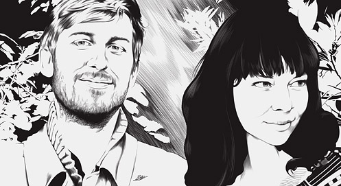 Bandcamp Weekly show illustration