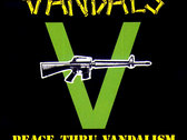 Peace Thru Vandalism  5 Song EP on CD