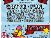 Pop Goes Lullaby - Download Card