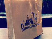 Record Makers tote bag