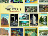 "Ataris ""...Anywhere But Here"" 12"" Vinyl Plus Kung Fu T-Shirt, Plus Download"