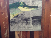 Minneapolis Alligator Poster