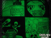 Glow-In-The-Dark Mini Canvases by Tommy Creep!