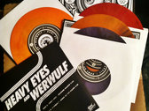 Heavy Eyes // Werwulf 7'' Split