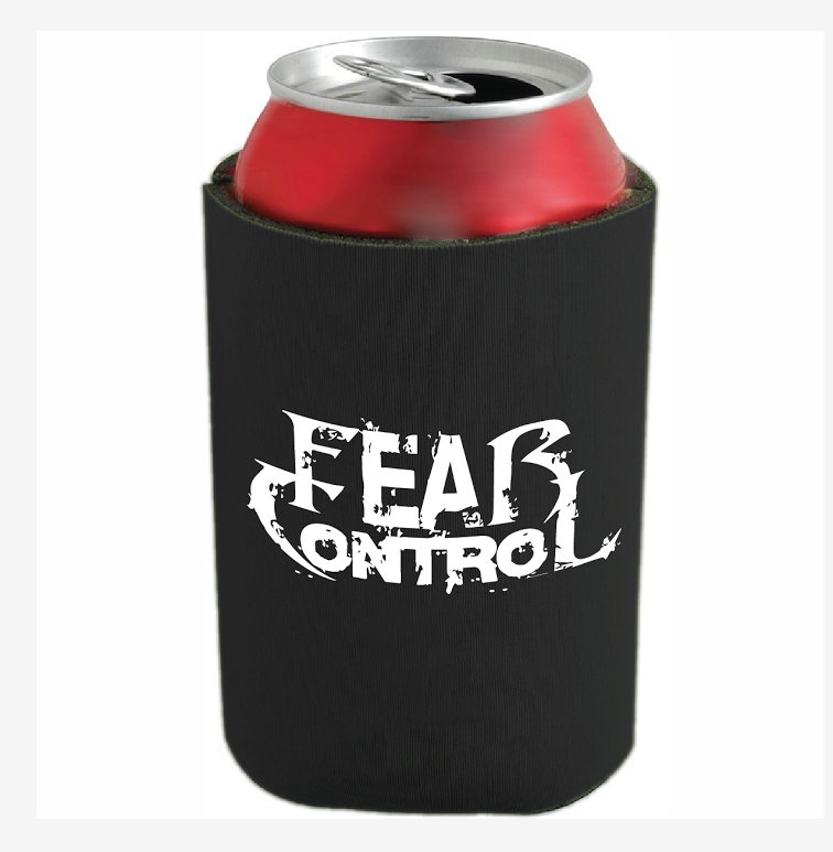 Fear Control Koozie. $5. Buy Now.