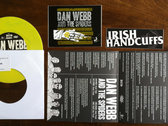 Dan Webb and the Spiders / Irish Handcuffs Split 7""