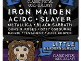 Little Headbangers 3: Classic Metal Goes Lullaby - Download Card