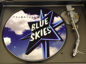 "Ataris Blue Skies 12"" Turntable Slip Mat + Download of album"