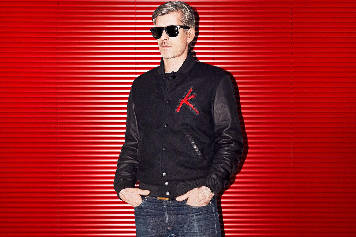 Kavinsky Varsity Jacket Kavinsky