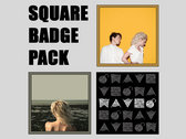 Square Badge Pack