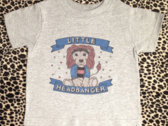 "Jammy Jams ""Little Headbanger"" Toddler T"