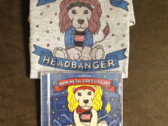 "Jammy Jams ""Little Headbanger"" CD  - Deluxe Bundle #1"