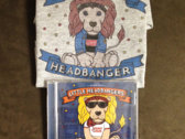"Jammy Jams ""Little Headbanger"" Toddler T - Deluxe Bundle #2"