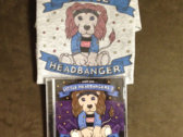 "Jammy Jams ""Little Headbanger"" Toddler T  - Deluxe Bundle #3"