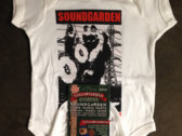 Soundgarden Onesie + Lullabylooza Album Download Card + Digital Copy - Bundle