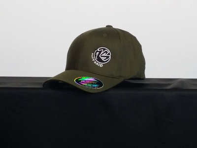 NS Flexfit cap (olive green) S/M