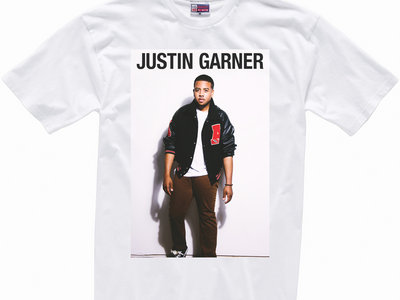 Justin Garner Graphic Tee - Adult (Includes Free CD)