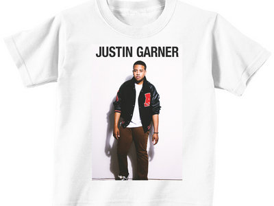 Justin Garner Graphic Tee - Youth (Includes Free CD)