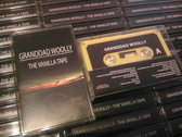 Granddad Woolly-The Vanilla Tape Limted Edition Cassette