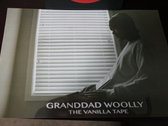 Granddad Woolly The Vanilla Tape Autographed Poster w/Sticker