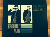 TROUBLE MAN LIMITED EDITION VINYL LP