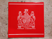 Famous Cigarettes Split LP