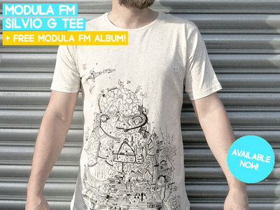 Modula FM Silvio G Tee main photo