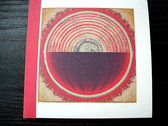 "AMOK073cd - justin scott gray - ""the radius of the innermost circle is One"" CD"