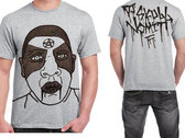 Dj Skull Vomit - Black Metal Jay-Z Shirt