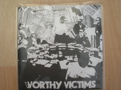 WORTHY VICTIMS - CD EP