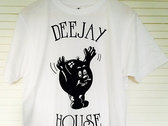 DJ HOUSE T SHIRT