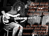 Steve Lawson/Julie Slick/Andy Edwards, Tower Of Song, July 27th!