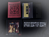 Limited special edition cassette