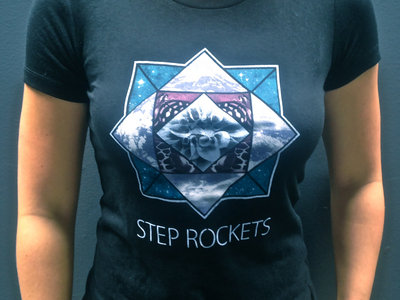 Step Rockets Tour T-shirt main photo
