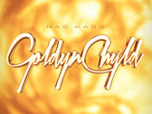 "Goldyn Chyld II  *silver tee + FREE ""Goldyn Chyld"" CD!! photo"