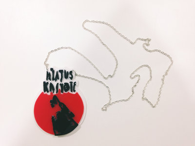 Limited Edition: Hiatus Kaiyote Hand Cut Necklaces main photo