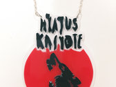 Limited Edition: Hiatus Kaiyote Hand Cut Necklaces photo