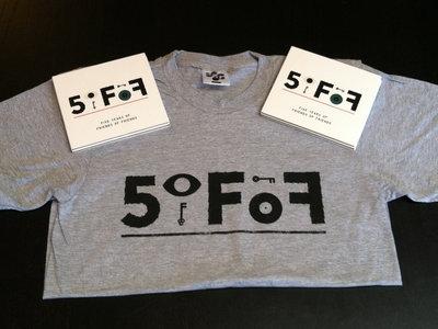 5oFoF T-Shirt *W/ FREE 5OFOF CD* main photo