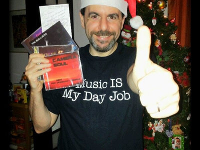 "TIMKAT ""Music IS My Day Job!"" T-Shirt main photo"